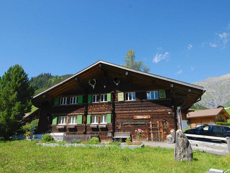 Stockbrunä, alquiler vacacional en Adelboden