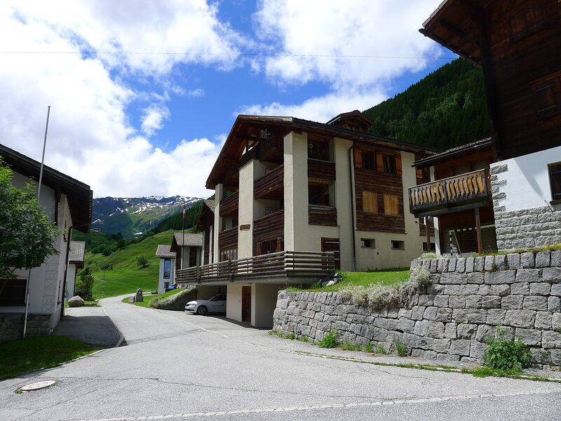 Casa Alpetta, alquiler de vacaciones en Bedretto