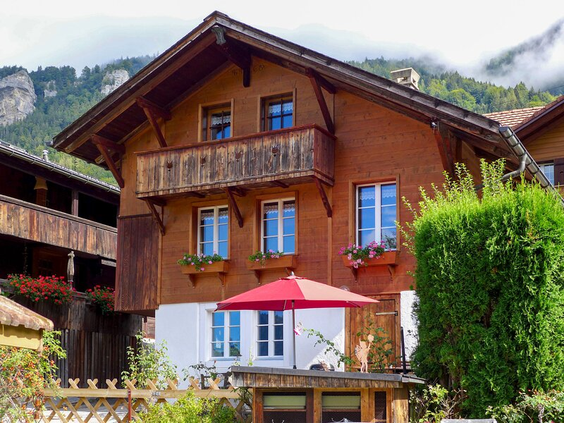 Hüsli, holiday rental in Giswil