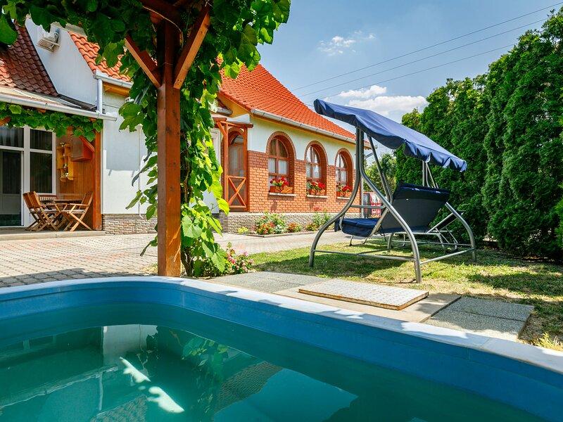 Balaton A2014, holiday rental in Szantod