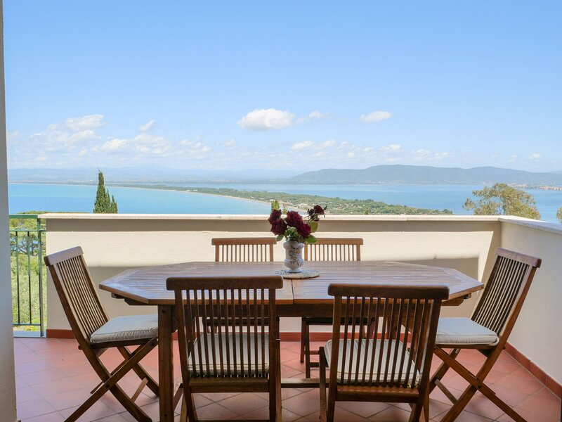 Four-room apartment, holiday rental in Giannella