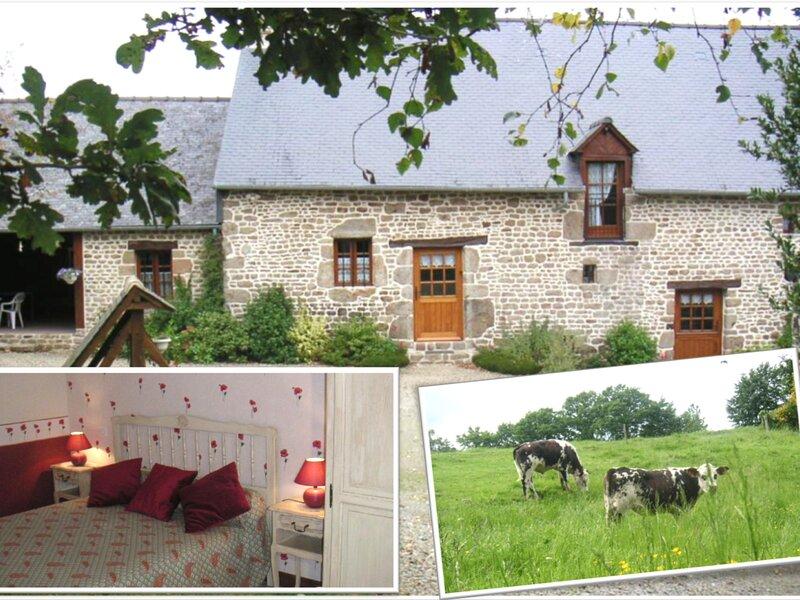La Vergée, holiday rental in Le Teilleul