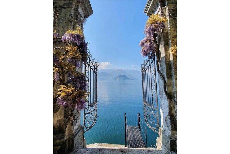 Villa with 360-degree view of the Lombardy, casa vacanza a Dizzasco