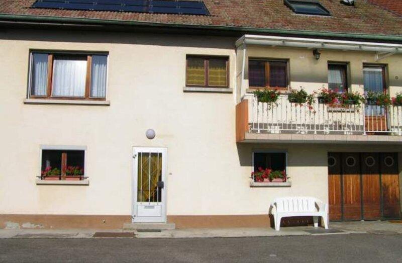 Nice house with garden & terrace, aluguéis de temporada em Guebwiller