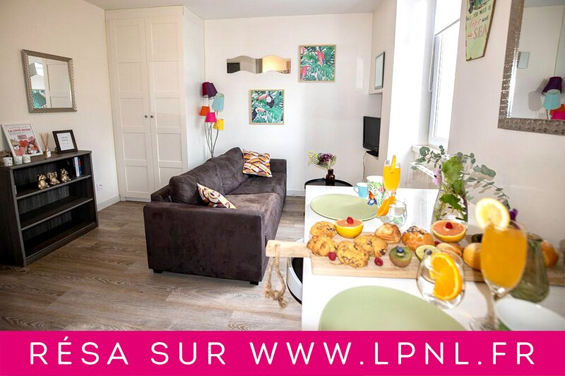 Le Cosy Lino à Rives, holiday rental in Veurey-Voroize