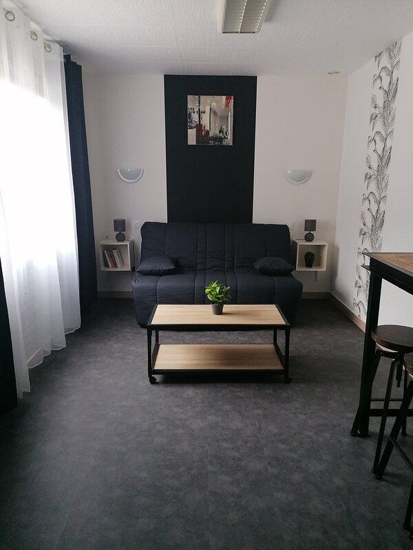 Charmant appartement entre Fougères et Vitré, casa vacanza a Erbree