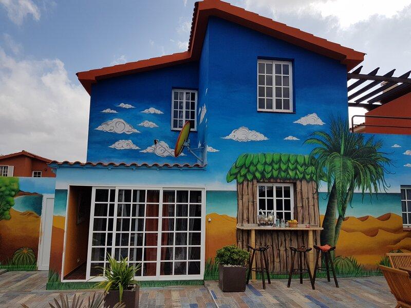 Casa Las Pergolas, casa vacanza a Parque Holandes