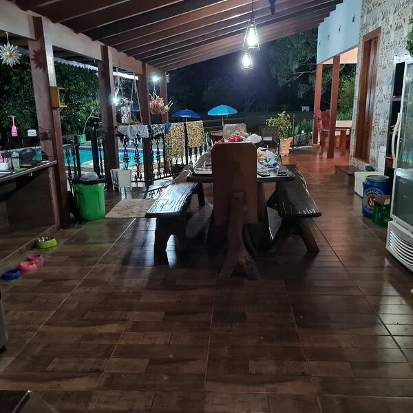 Estância da Juni lugar de descanso, aluguéis de temporada em Pirenópolis