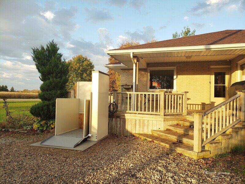 Limited Mobility Accessible, Countryside Setting, vacation rental in Chatham-Kent