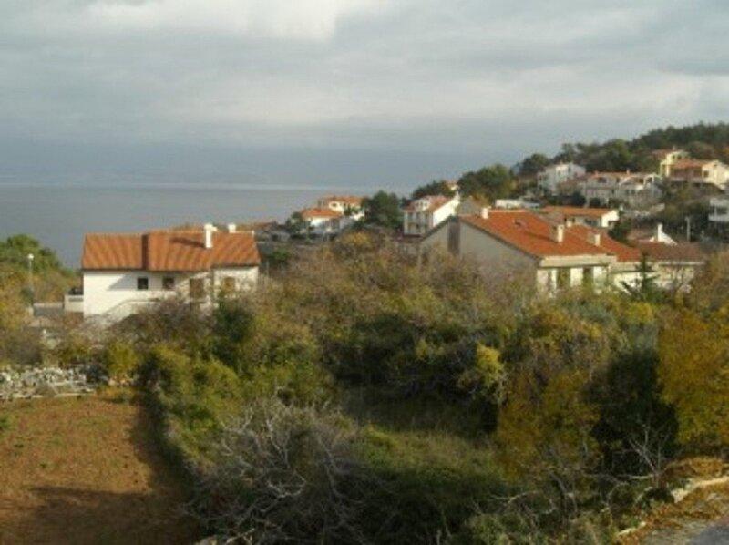 Supec - near the sea: A2(4) - Vrbnik, casa vacanza a Risika