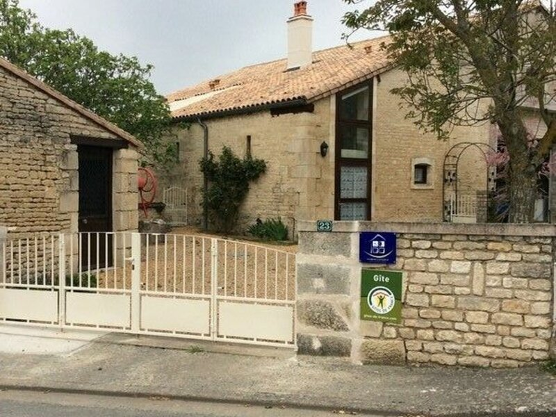 La Douve, holiday rental in Oulmes