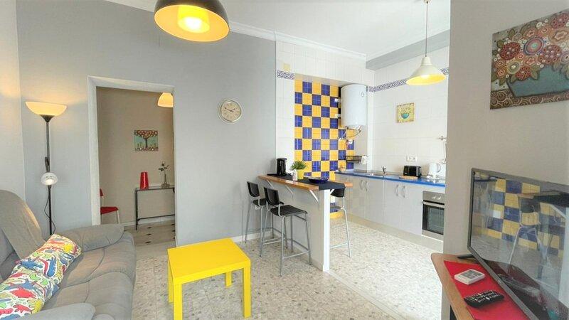 ''OFERTA ESPECIAL'' - Apartamento El Patio - Centro Ciudad, alquiler de vacaciones en Chipiona