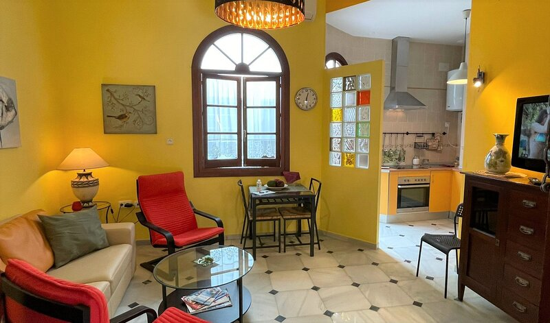 ''OFERTA ESPECIAL' - Apartamento Casa Charo – Centro-Playa, alquiler de vacaciones en Chipiona