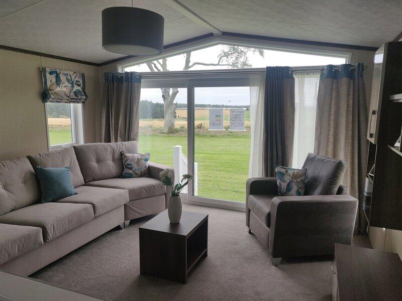 Rivington Lodge 32 with hot tub - Stewart's Resort, casa vacanza a Largo Ward