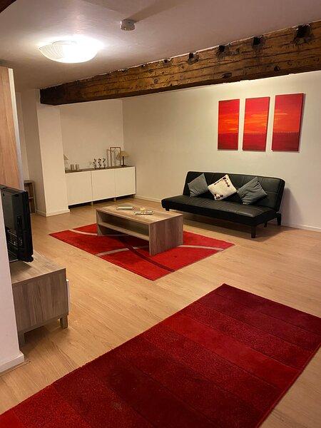 Apartment Sainte Catherine Brussels (Center City), holiday rental in Saint-Jans-Molenbeek