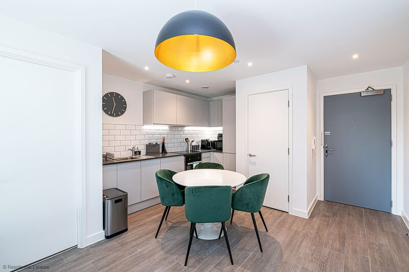 Apt 205 Insignia - 2 Bed, holiday rental in Manchester