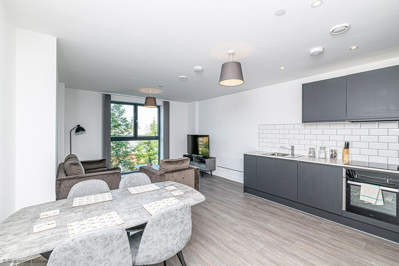 Apt 303 Insignia - 2 Bed, vacation rental in Salford