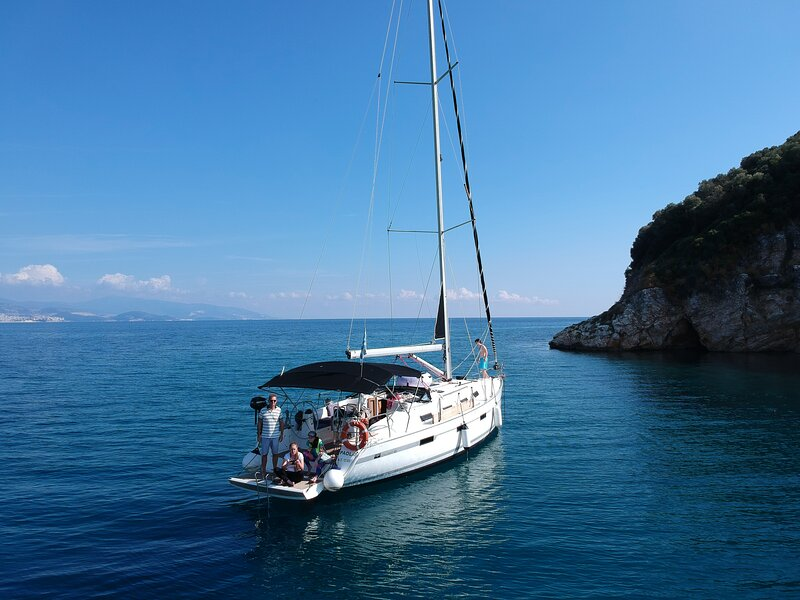 Paola Bavaria 40 cruiser (2012), holiday rental in Kavala
