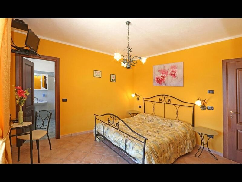Agriturismo Al Brich Double room, casa vacanza a Sinio
