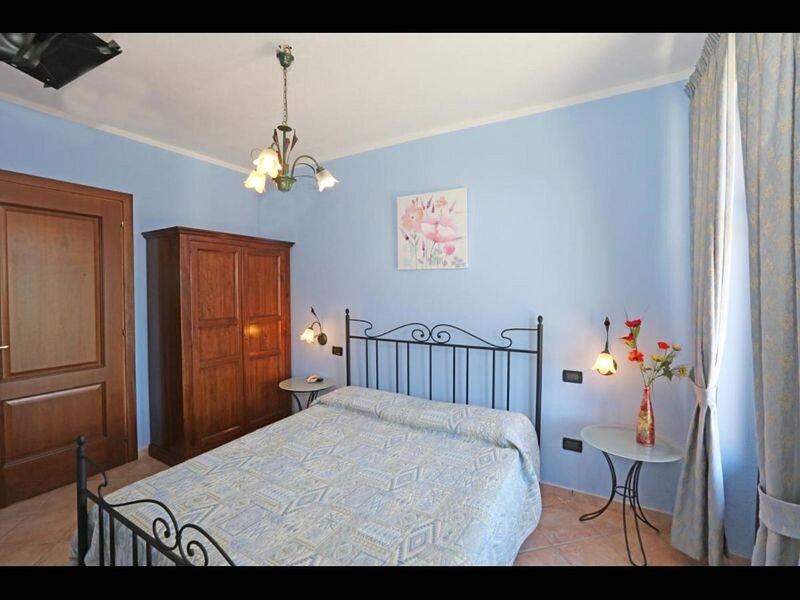 Agriturismo Al Brich Double room for two, casa vacanza a Sinio