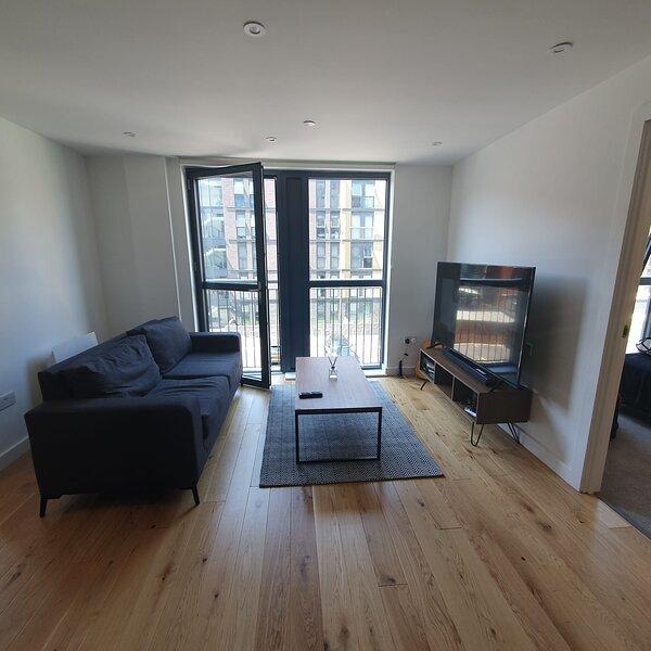 Impeccable Central  2-Bed Apartment, location de vacances à Stirchley