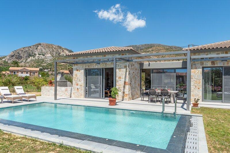 Villa Angelos, aluguéis de temporada em Katelios