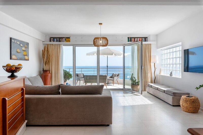 Ierapetra Seaview apt, alquiler de vacaciones en Ierapetra