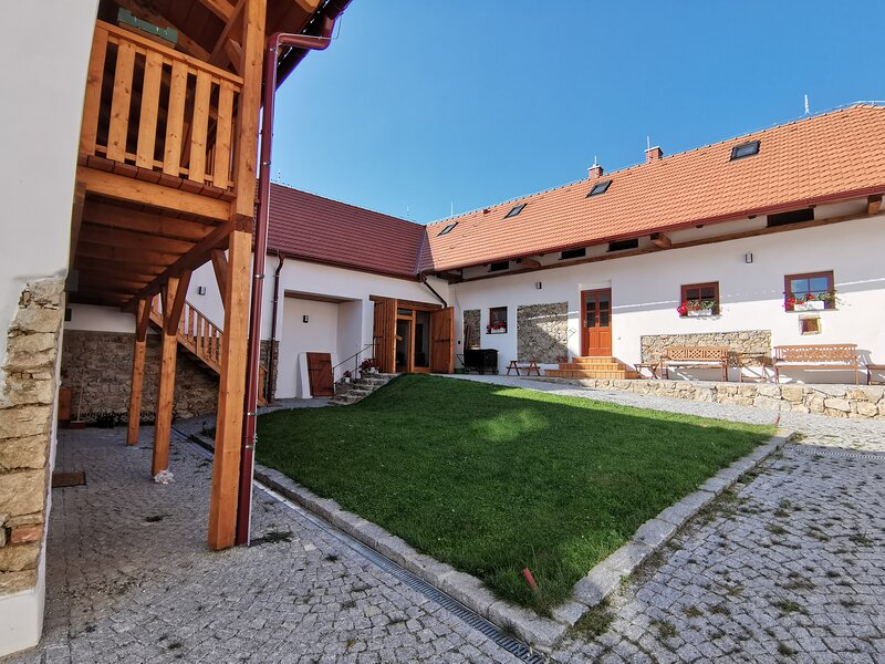 Agropenzion Ridky, location de vacances à Vacov