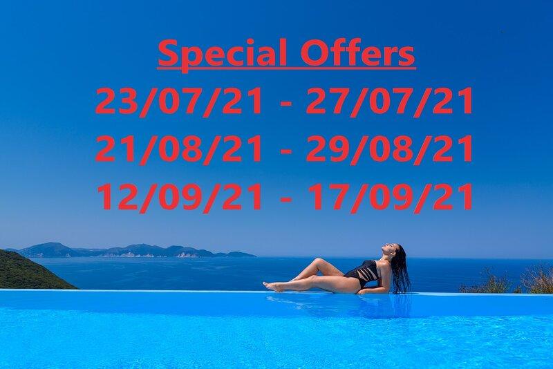 Entheos Private Villa, holiday rental in Fiscardo