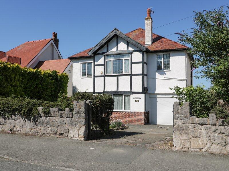 Burwood, Rhos-On-Sea, holiday rental in Rhos-on-Sea