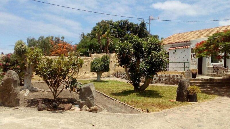 Casa El Cardon A1 Buenavista del Norte, holiday rental in El Palmar