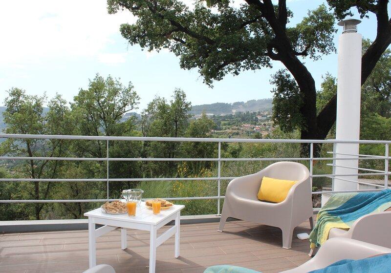 Villa SobreDouro, casa vacanza a Castelo de Paiva