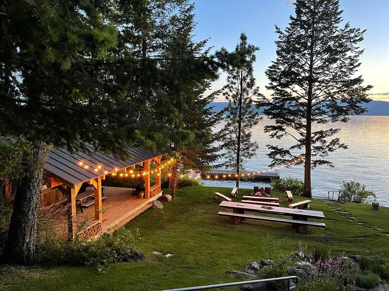 Flathead Valley - BF - Camp Milson, vacation rental in Bigfork