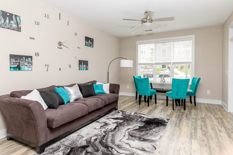 City Living, holiday rental in Wake Forest