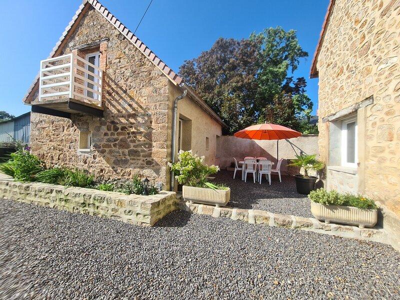 Location Gîte Orsennes, 2 pièces, 4 personnes, holiday rental in Saint-Sebastien