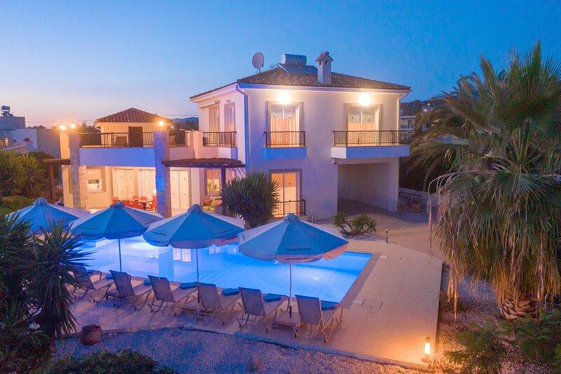 Villa Atlantos, alquiler vacacional en Lara