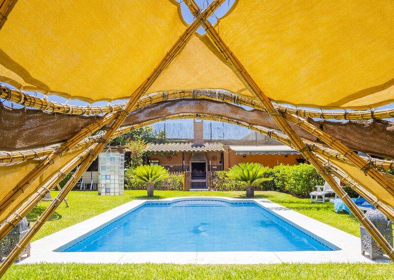 Cubo's Villa Lula, holiday rental in Estacion de Cartama