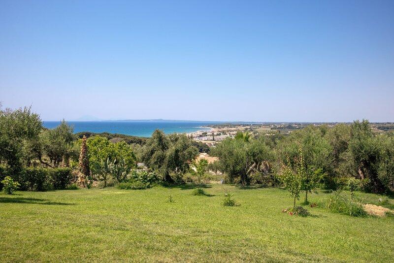 Skafidia Seaview Retreat - Orpheas Seaview Home, casa vacanza a Douneika
