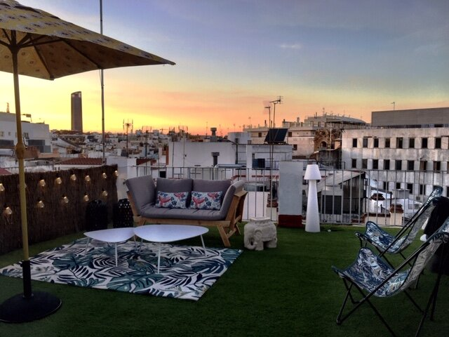 Eva Recommends Gamazo Terrace, holiday rental in La Campana