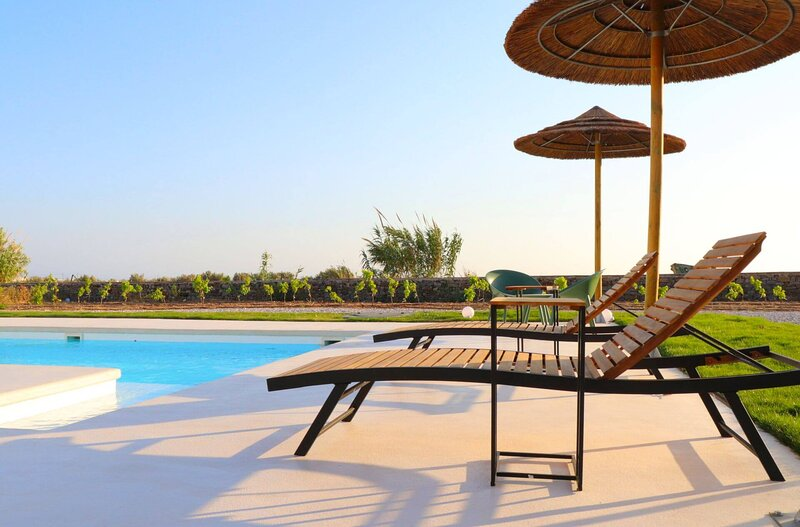 The Nine Graces - Villa Sarah, holiday rental in Pyrgaki