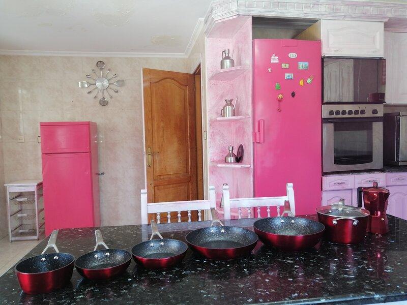 Remarkable 6-Bed Villa in Lobios, holiday rental in Lobios
