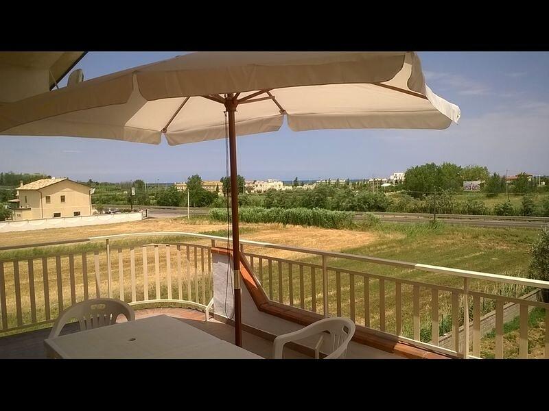 Camera 6 posti in affitto con bagno privato - Molise, holiday rental in San Salvo Marina