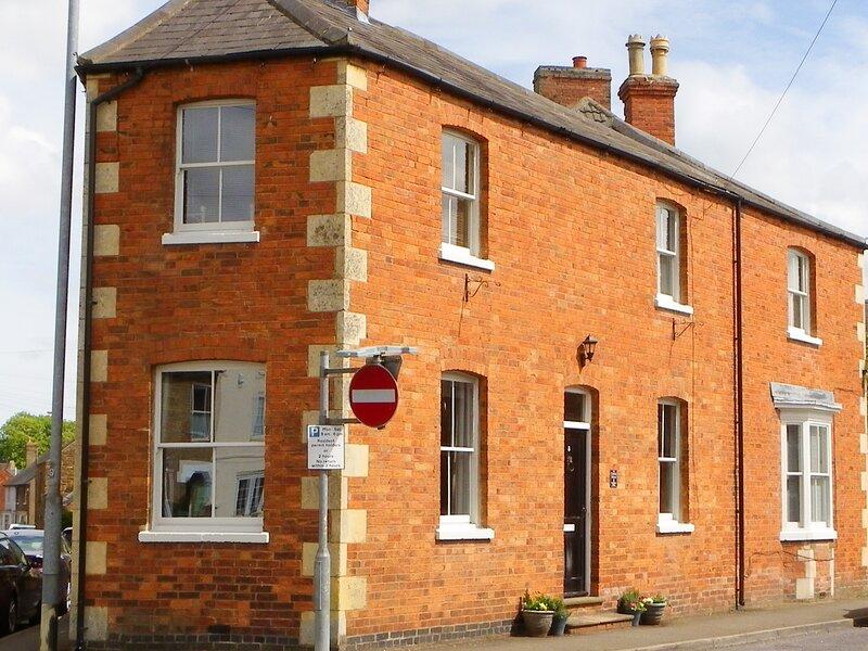The Corner House, Uppingham, vacation rental in Church Langton