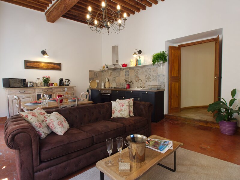 Cent Cinq 1 - one bedroom apartment in the heart of Apt, holiday rental in Apt