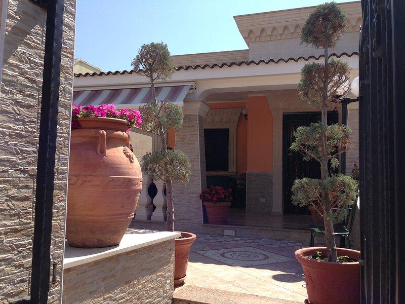 Villa Ortensia, villa in Alto Salento, location de vacances à Librari