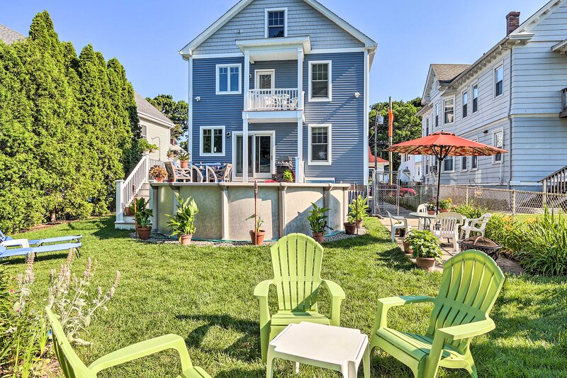 NEW! New London Hideaway by Beaches & Local Spots!, vacation rental in Niantic