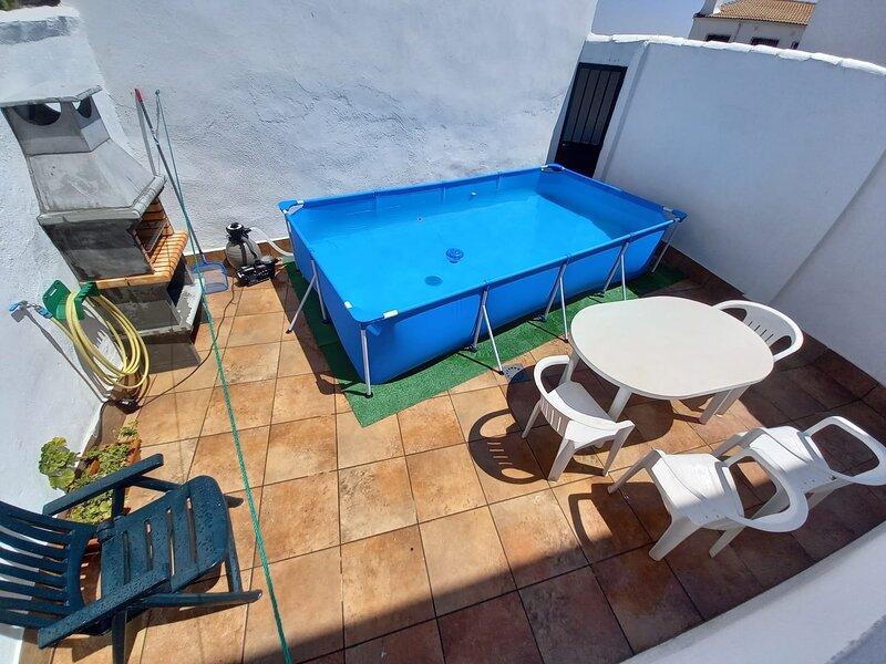 Casas Puerta de Andalucía, Nuevas Poblaciones, aluguéis de temporada em Banos de la Encina