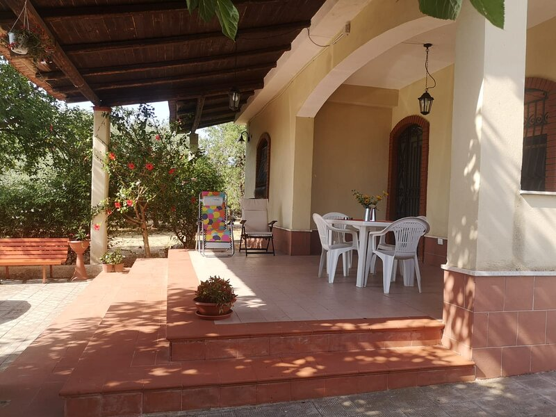 villa Elettra Avola, casa vacanza a Avola