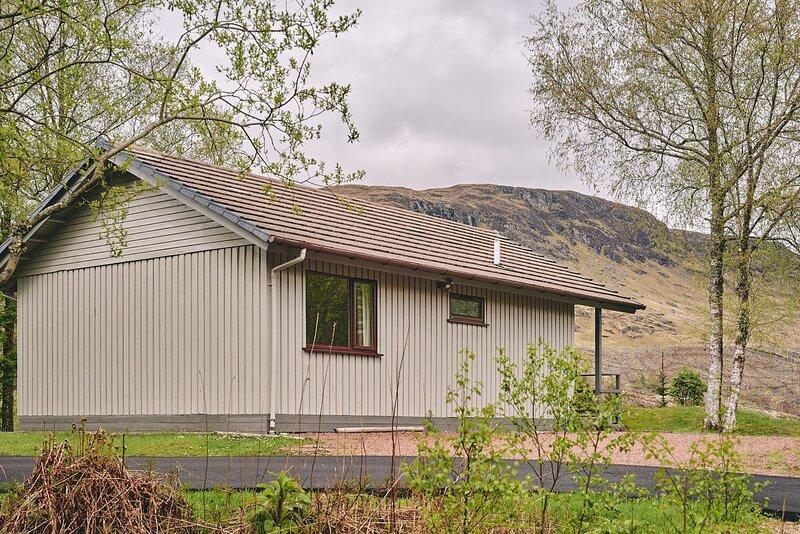 Black Kite Lodge, holiday rental in Tyndrum