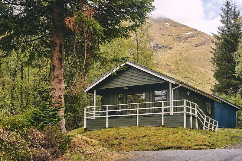 River Hawk Lodge, holiday rental in Tyndrum
